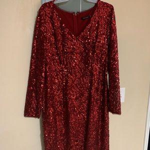 Glitz and Glamy Sequin Dress ♥️♥️♥️